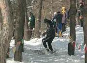 Лыжный туризм, зимнее приключение