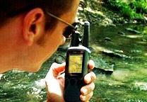 Использование GPS навигатора в походе