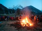 Горный маршрут на майские праздники в горах Кавказа