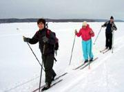 Лыжный маршрут по Карелии